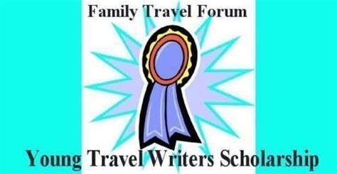 Travel essay example questions for scholarships